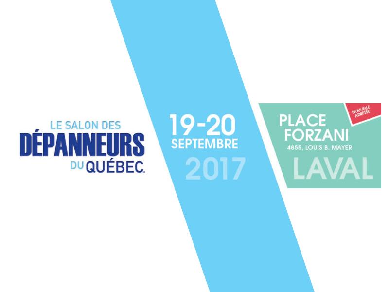 WEGOTRADE au Salon des dépanneurs du Québec 2017